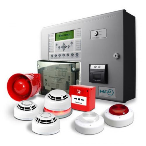 Fire Alarm Solutions