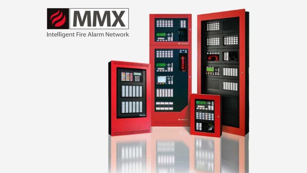 Secutron-MMX-Network-Fire-Detection-Alarm-Control-Unit