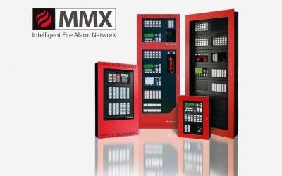 Secutron-MMX-Network-Fire-Detection-Alarm-Control-Unit