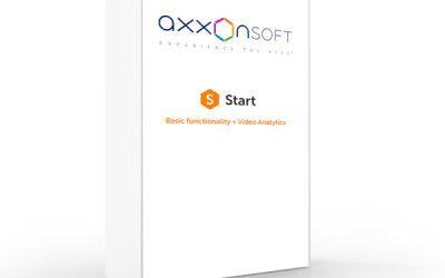 AxxonSoft Start